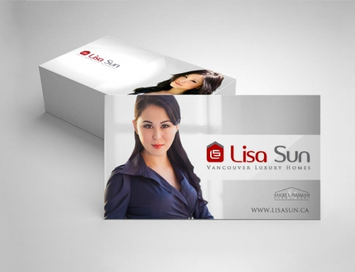 Brand Design For Real Estate Agent Lisa Sun