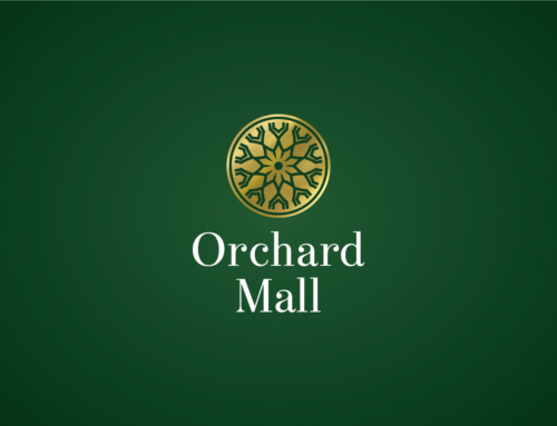 Orchard Mall Branding