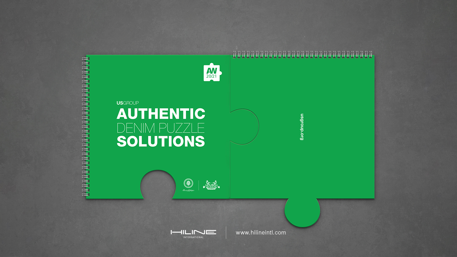 AW Collection Puzzle Brochure | HILINE